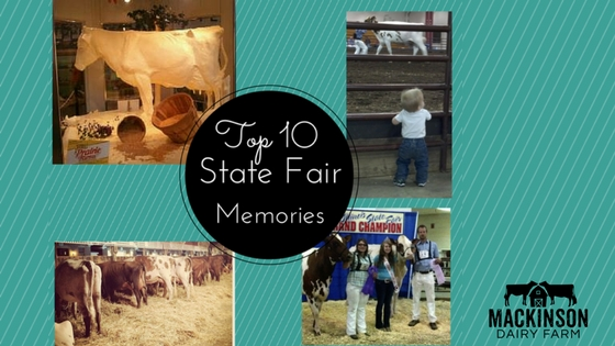 Top 10 State Fair Memories