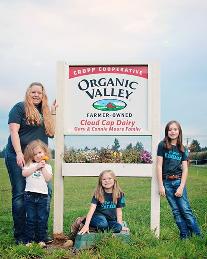 Melissa Collman from Cloud-Cap Farm in Boring, OR