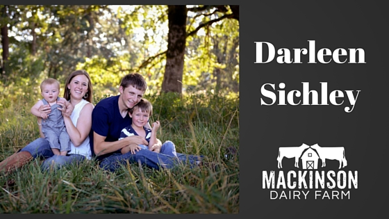 Meet Darleen Mann-Sichley, the Guernsey Dairy Mama from Oregon