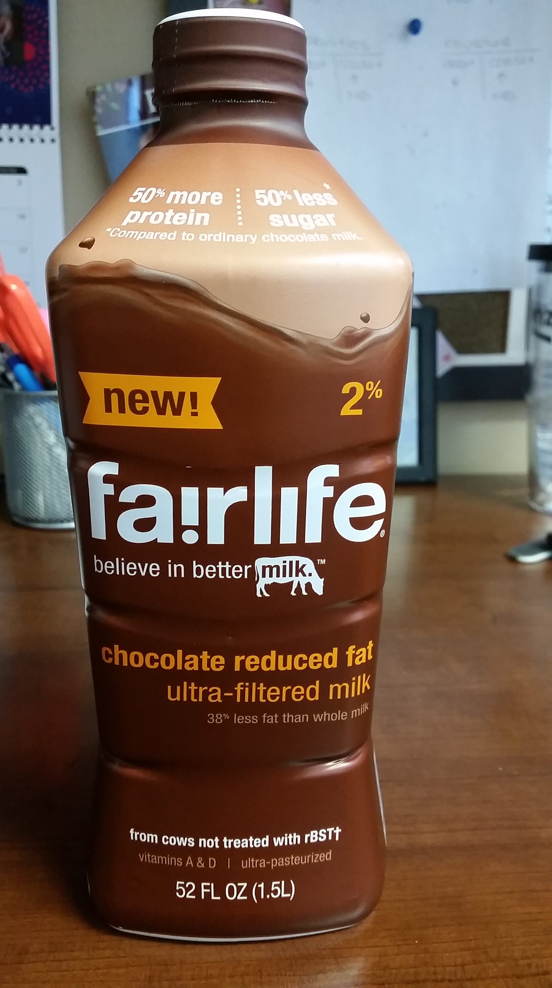 New Milk Trend - What is Fairlife's Ultra-Filtered Milk ...