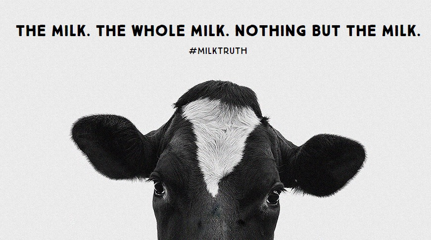 Isn't it time we get real & learn the Milk Truth?