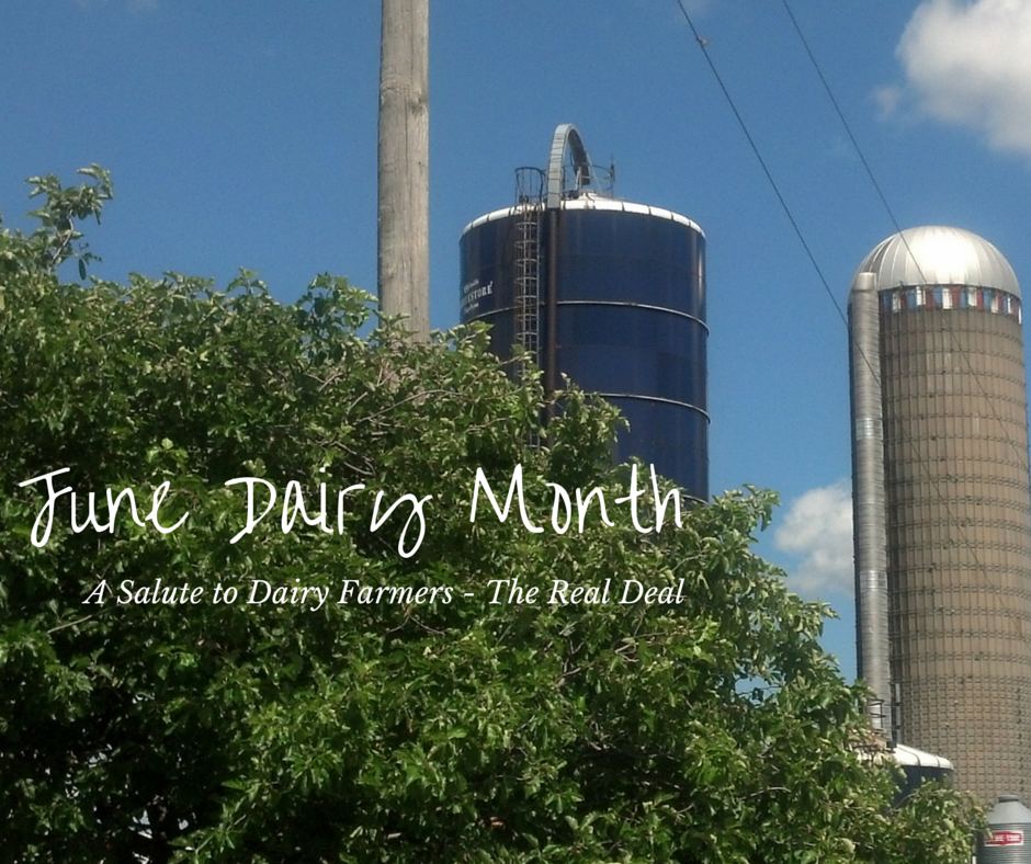 June Dairy Month: A Salute to Dairy Farmers-The Real Deal