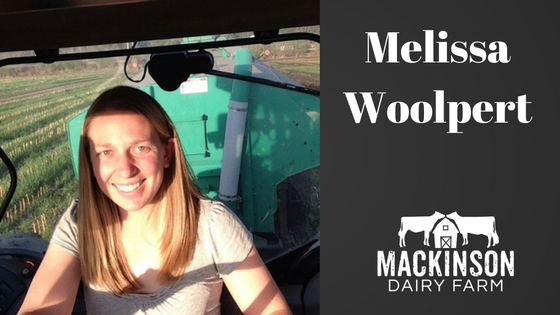 Women in Dairy: Melissa Woolpert of Country by Chance from Richmond, Vermont!
