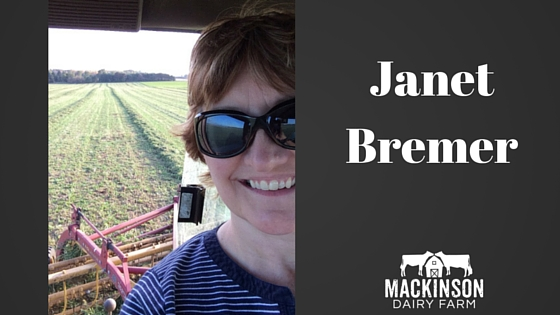 Women in Dairy: Janet Bremer of My Barn Yard View from Hastings, Minnesota