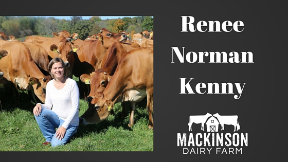 Women in Dairy: Renee Norman-Kenny from Enon Valley, Pennsylvania