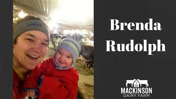 Women in Dairy: Brenda Rudolph from Little Falls, Minnesota