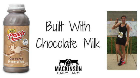 Built with Chocolate Milk, Fueled by a Passion for the Dairy Industry